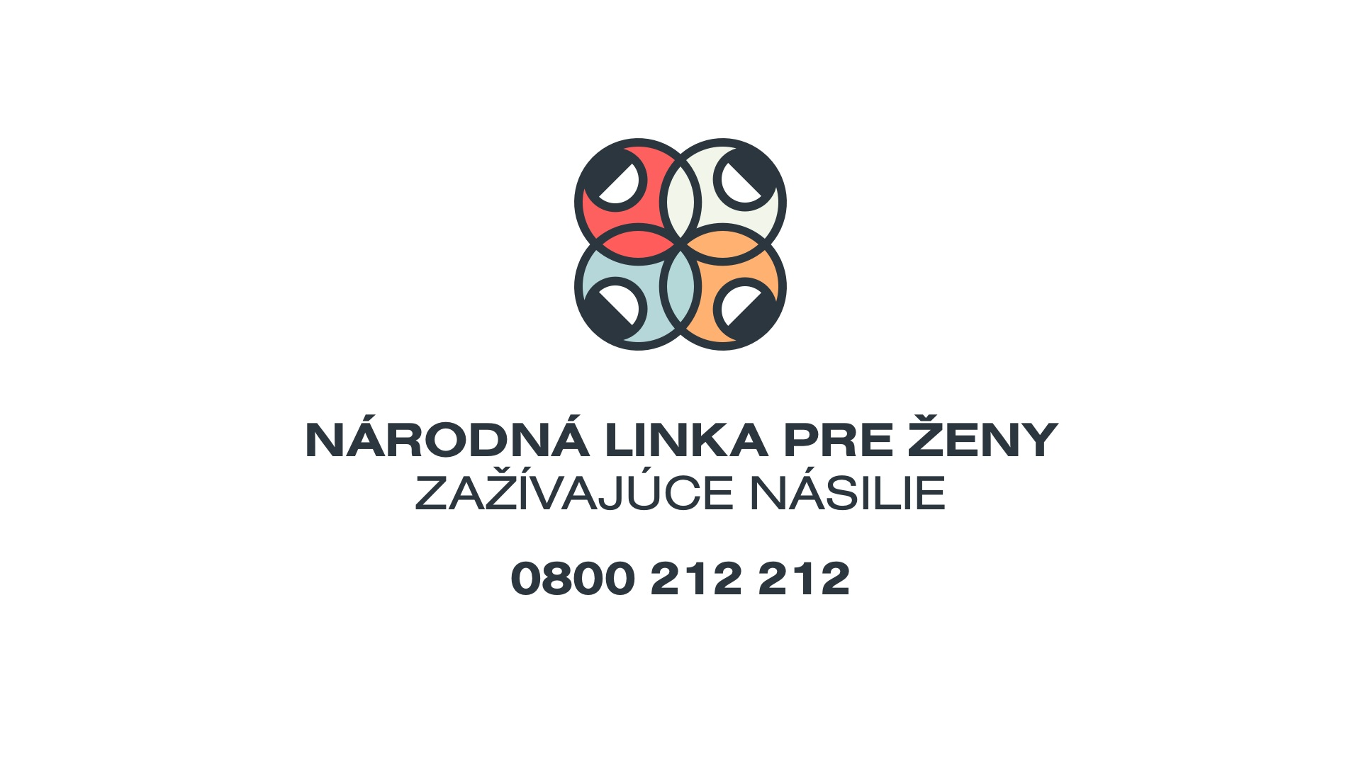 Národná linka pre ženy zažívajúce násilie - volajte bezplatne 0800 212 212 a píšte na linkaprezeny@ivpr.gov.sk
