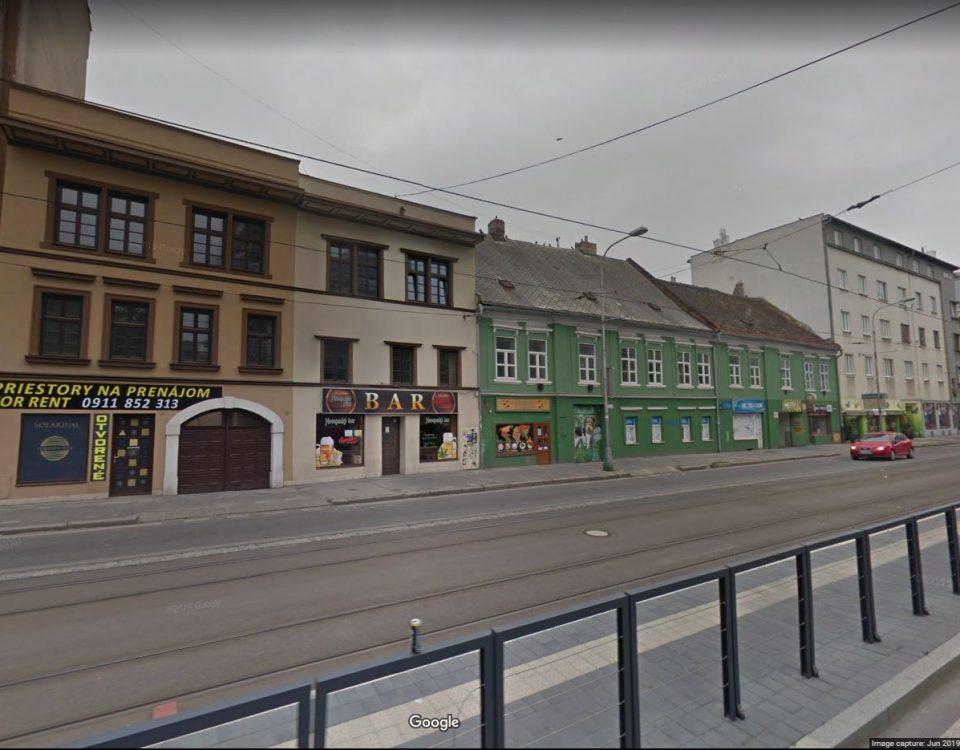 Budova na Špitálskej 25-27
